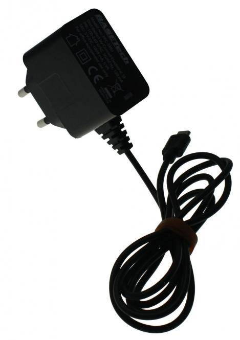 Ladegerät für heicko Akku-Motoren mit Gleichspannung (ERSDC DC16 und DC25) mit Micro-USB Stecker