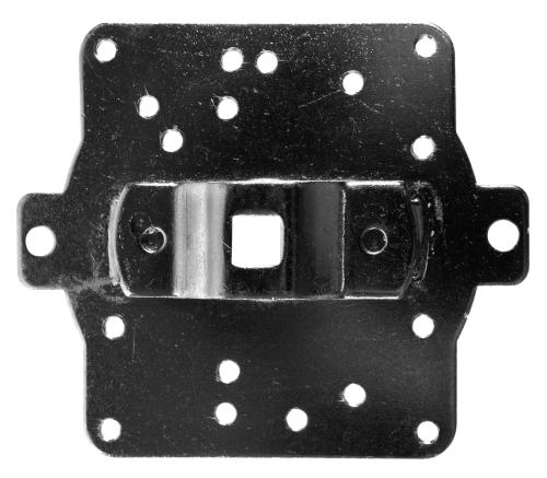Fertigkastenlager für Rohrmotoren mit 10 mm Vierkant, für SKS